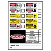 Thumbnail Image for Chemical ID Labels