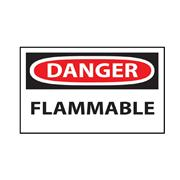 Thumbnail Image for OSHA Flammable Danger Signs