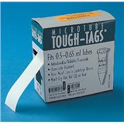 Thumbnail Image for Microcentrifuge Tube Tough-Tags® on Rolls